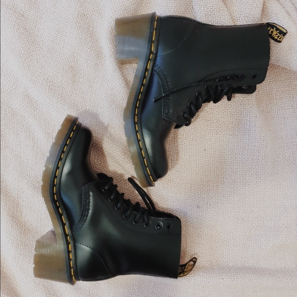 Doc Martens Clemency Smooth Boot Size 5